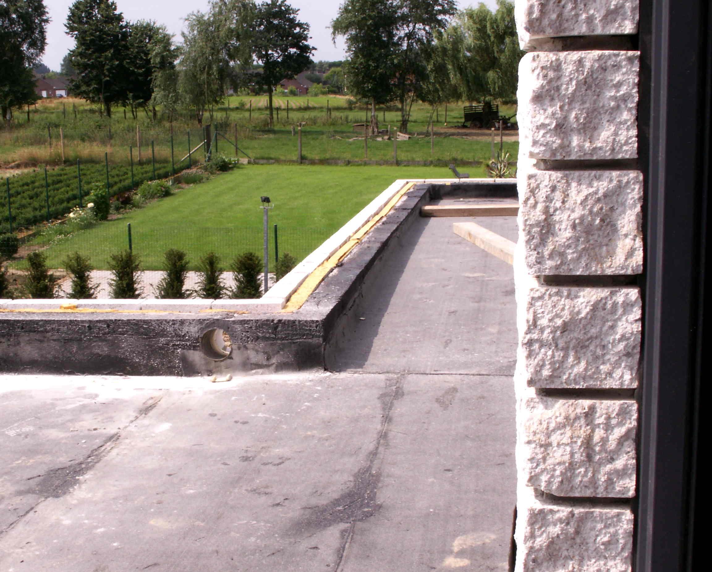Verschillende voor- en nadelen van platte daken